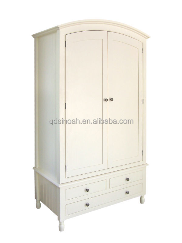 Muebles De Madera Pintado De Blanco Pino Macizo Muebles De ...