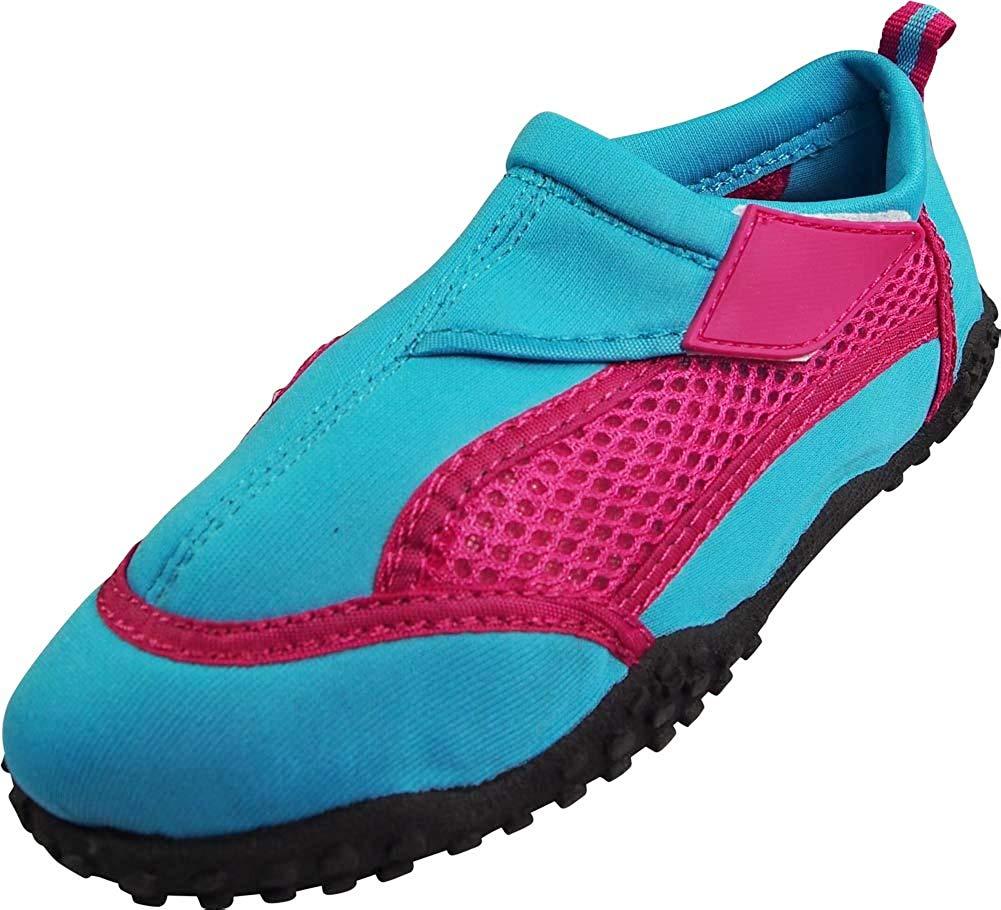 b28f0c691c43 Get Quotations · NORTY Boys   Girls Water Aqua Shoes Swimming Pool Beach  Sports Quick Drying Socks (Toddler