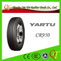Special vacuum steel wire tire for passenger car 11R22.5 tires car
