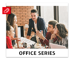 7 stücke hochwertiges logo druck bunte benutzerdefinierte kunststoff desktop organizer büro desktop-set
