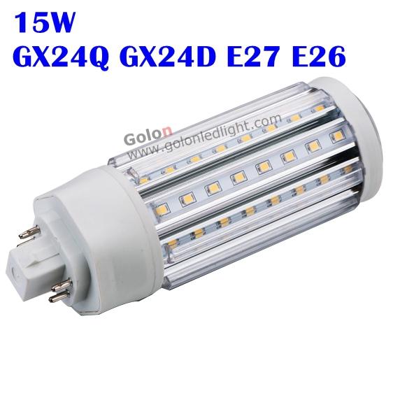 G24 4 Pin Led 15w 42w 32w Plt Cfl Led Replacement Gx24q ...
