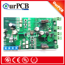 lead free prototyping and mass production amplifier board kit