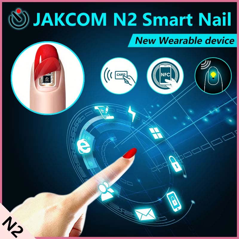 Jakcom N2 Smart Nail 2017 New Premium Of Mobile Phone Straps Hot Sale With Custom Acrylic Charms Zip Pouch Lanyard Bling Dolls