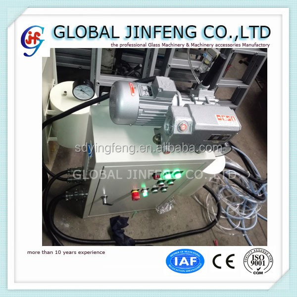 JFM120 Glass Flat and Round and OG and Bevel shape edge grind polish machine