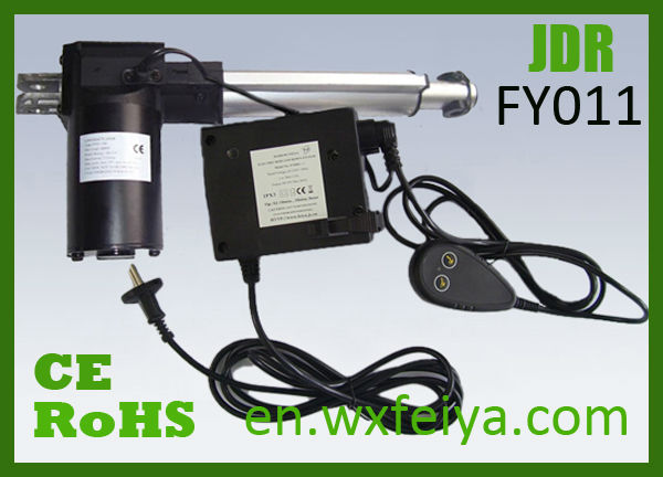 6000N 12V or 24V underwater linear actuator