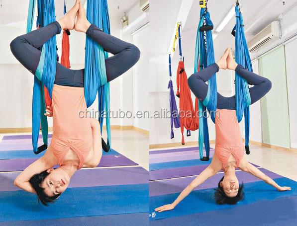 deluxe aerial yoga hammock yoga inversion sling trapeze for aerial yoga flying deluxe aerial yoga hammock yoga inversion sling trapeze for aerial      rh   chinatubo en alibaba