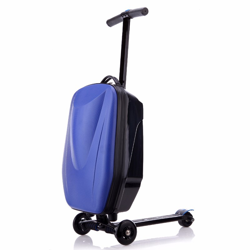 Sky Travel Air Express Hard Case Spinner Luggage Suitcase With ...