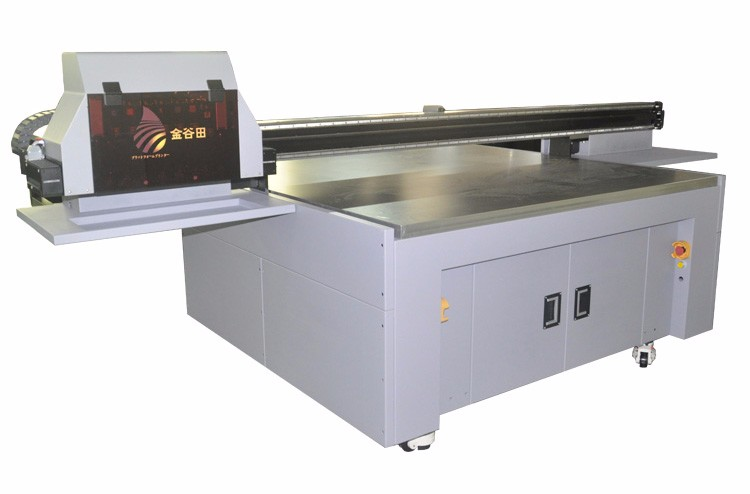 Kingt UV Printer Gen5 Pernis 160X100 CM Sepatu Printer Foto Mesin Cetak Kaca UV Flatbed Printer