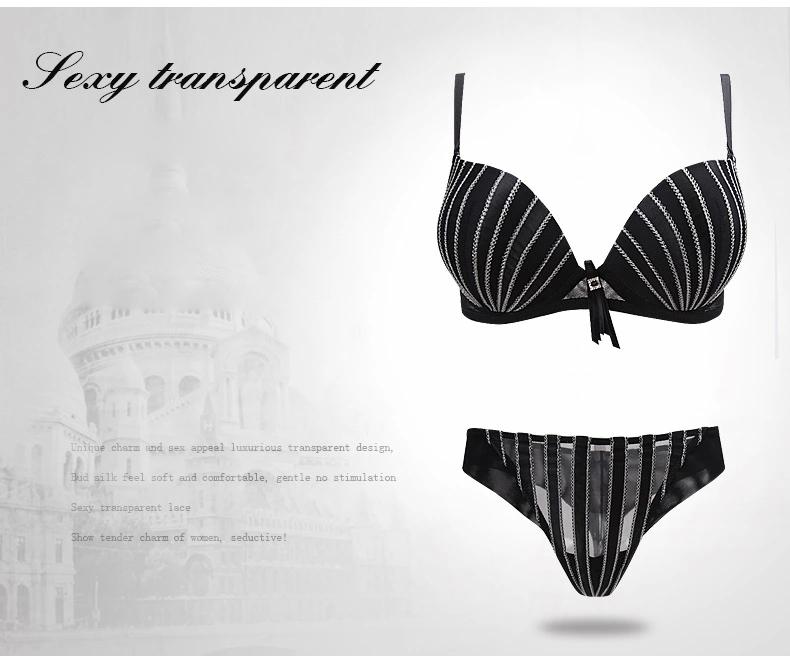Damen-dessous Luxury Brand Fashion Sexy Spitze Bombshell Bh Und Panty Set Stickerei Unterwäsche Vor Schließung Dessous Sommer Stil Niedriger Preis