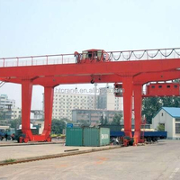 rail mounted gantry crane design as per your request