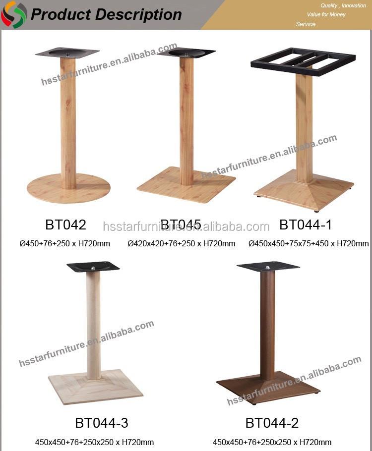 프리미엄 프리미엄 레스토랑 금속 철 테이블 다리 - Buy Product on ...