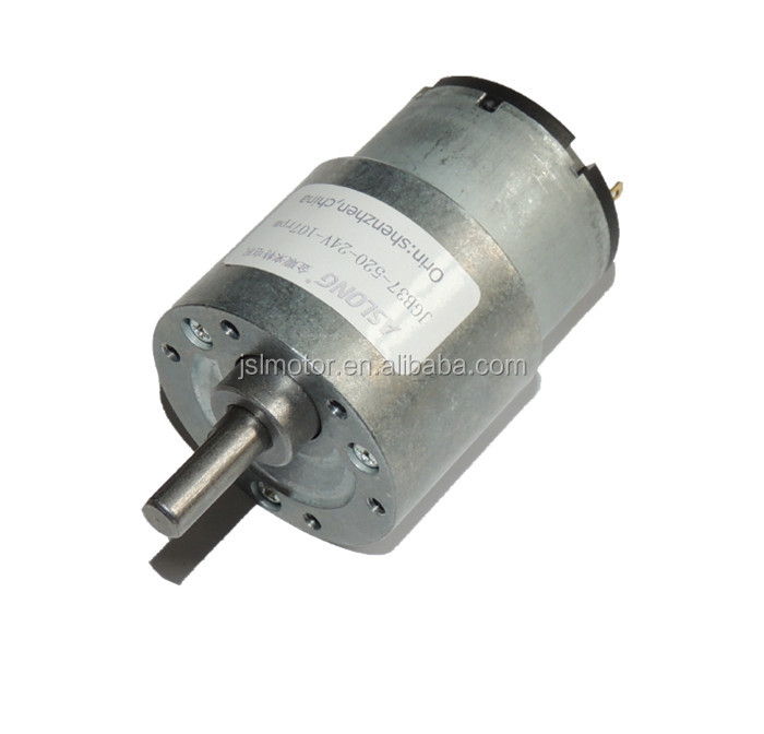 Aslong 6 24v 7 1280rpm dc right angle gear motor dc for Right angle dc motor