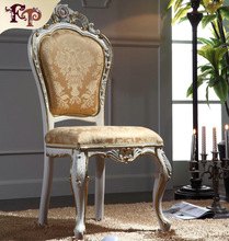 european antique furniture hand carved leaf gilding dining chair