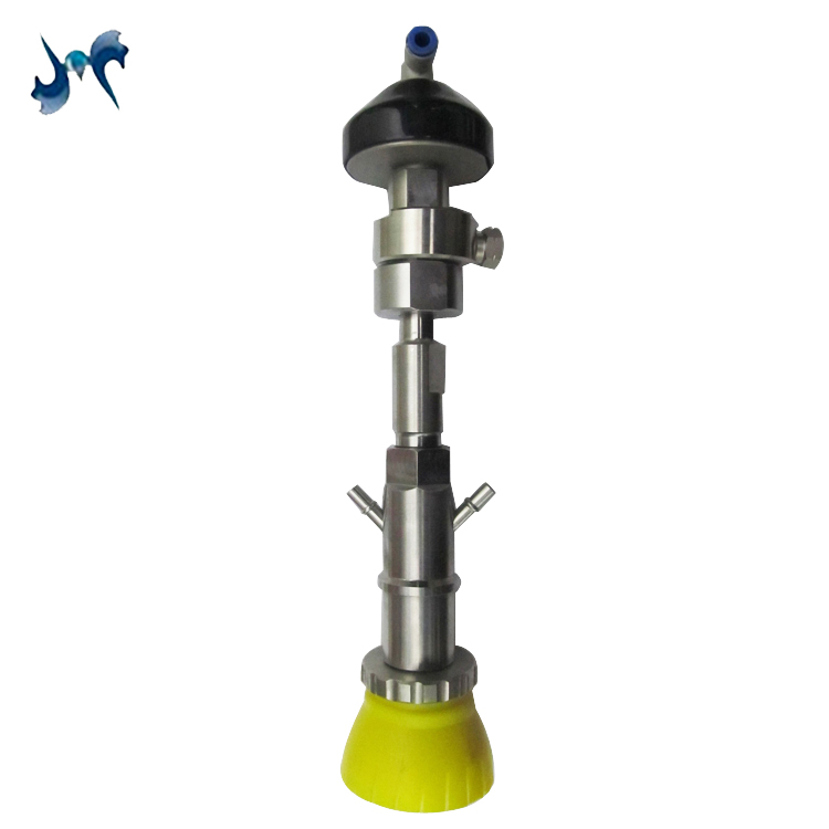 YH040876-1 water jet cutter head for abrasive water jet cutting machine