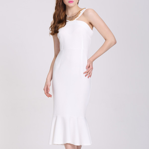 New Design Woman Fashion Fishtail Dress