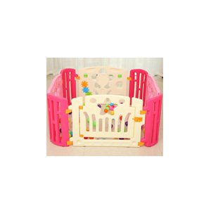 good quality safety plastic baby playpen portable new style playyard playpen