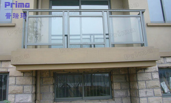 Outdoor Veranda Aluminum Balcony Railing(pr-b42)