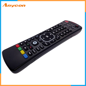 double keyboard universal remote control wireless transmitter