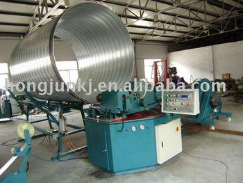Spiral Helix Tube Former Machine Buy Spiro Machine