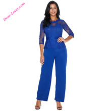 09d71a492d0862 Royal Blue Jumpsuit, Royal Blue Jumpsuit Suppliers and Manufacturers at  Alibaba.com
