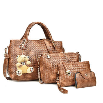 c07f4b0a4b2e8 fashion latest leather handbags ladies 2018,wholesale cheap handbags purses,alibaba  handbag set
