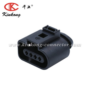 audi vw ignition coil connector wiring harness plug 4b0973724 buy rh alibaba com car audio wiring harness connectors