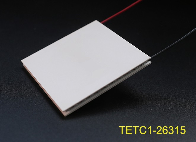 Million cycles thermoelectric cooling module TETC1-26315
