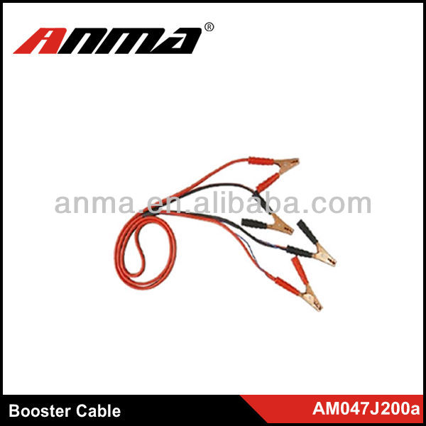 Manufacture of heavy booster cable