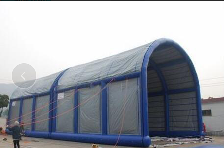 A new Shipyard Solution inflatable Series Temporary Building System,tent cover, inflatable shelter