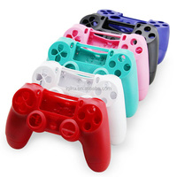 Glossy Custom Replacement Full Housing Shell Case Cover Mod Kit With Button Set For PS4 Wireless Controller Joystick