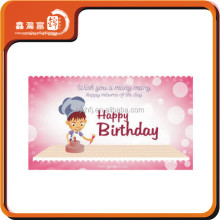 Surdimensionné tamil love baby shower carte de voeux