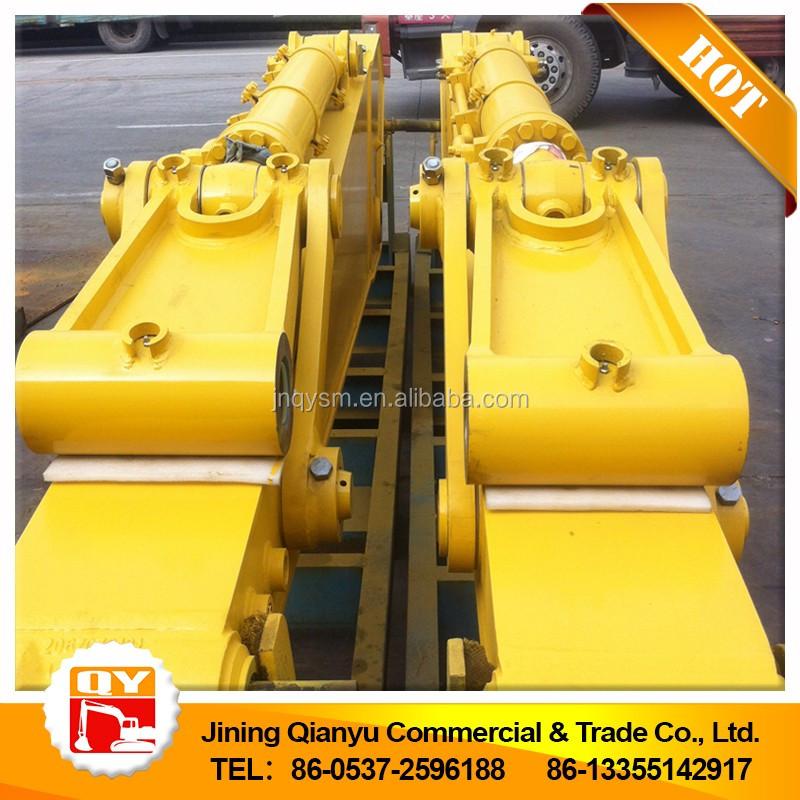 Hydraulic Boom Joint : Top quality boom arm bucket hydraulic cylinder excavator