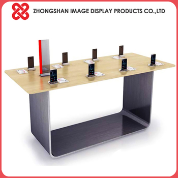 2016 Hot Sale Cell Phone Retail Display Table For Huawei Micromax Mobile  Shop Furniture