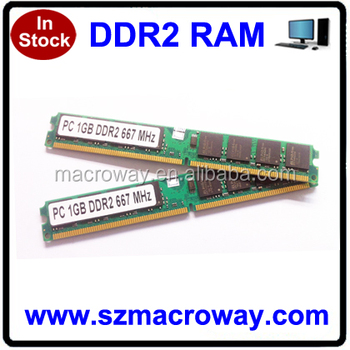 Computer Memory Ddr2 2gb 667 800mhz Cheap Price Ddr Ram
