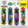 Winmax Brand 2014 New Design custom kids skateboard, 100% Canadian Maple Deck