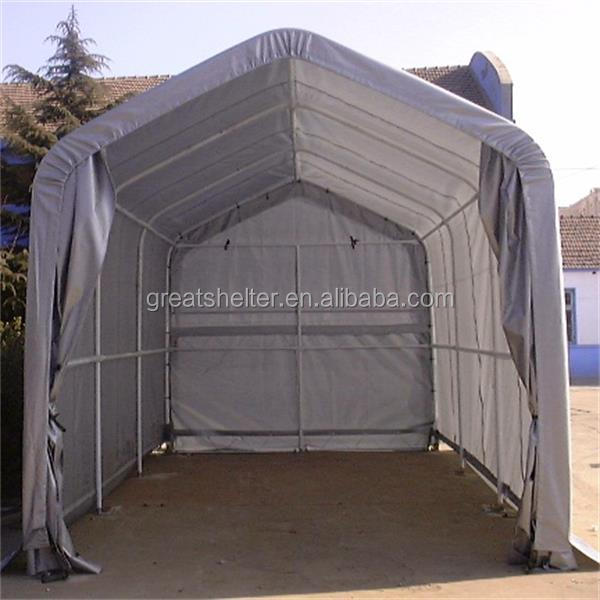 Qingdao Economical Easy Assembly Portable Storage Shelter with CE Certificate