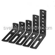 High quality customized microwave oven adjustable shelf brackets
