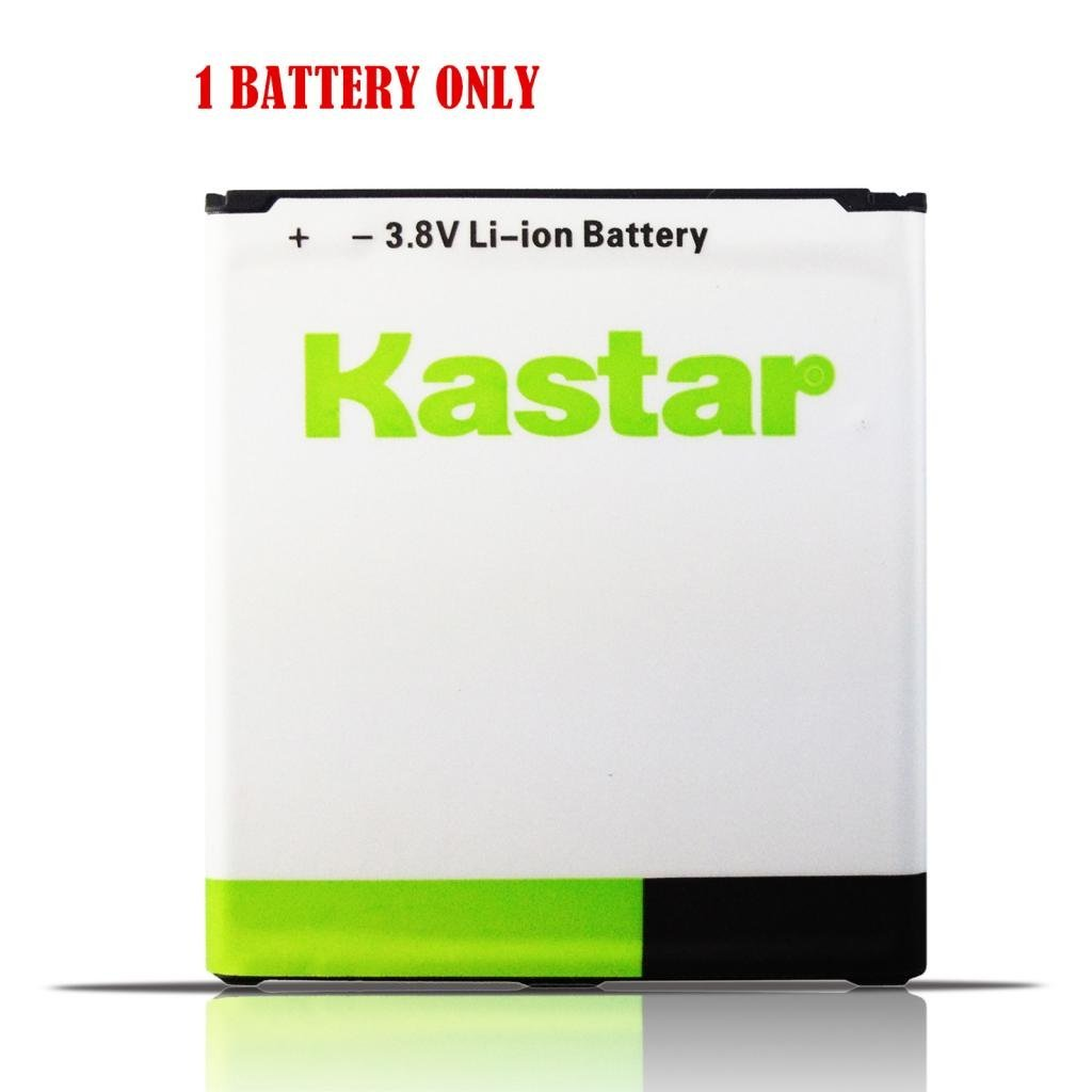 Kastar Galaxy S4 Battery (1-Pack with NFC) for amsung Galaxy S4, S IV, I9505, M919 (T-Mobile), I545 (Verizon), I337 (AT&T), L720 (Sprint), EB-B600BUB, EB-B600BUBESTA --Supper Fast and from USA