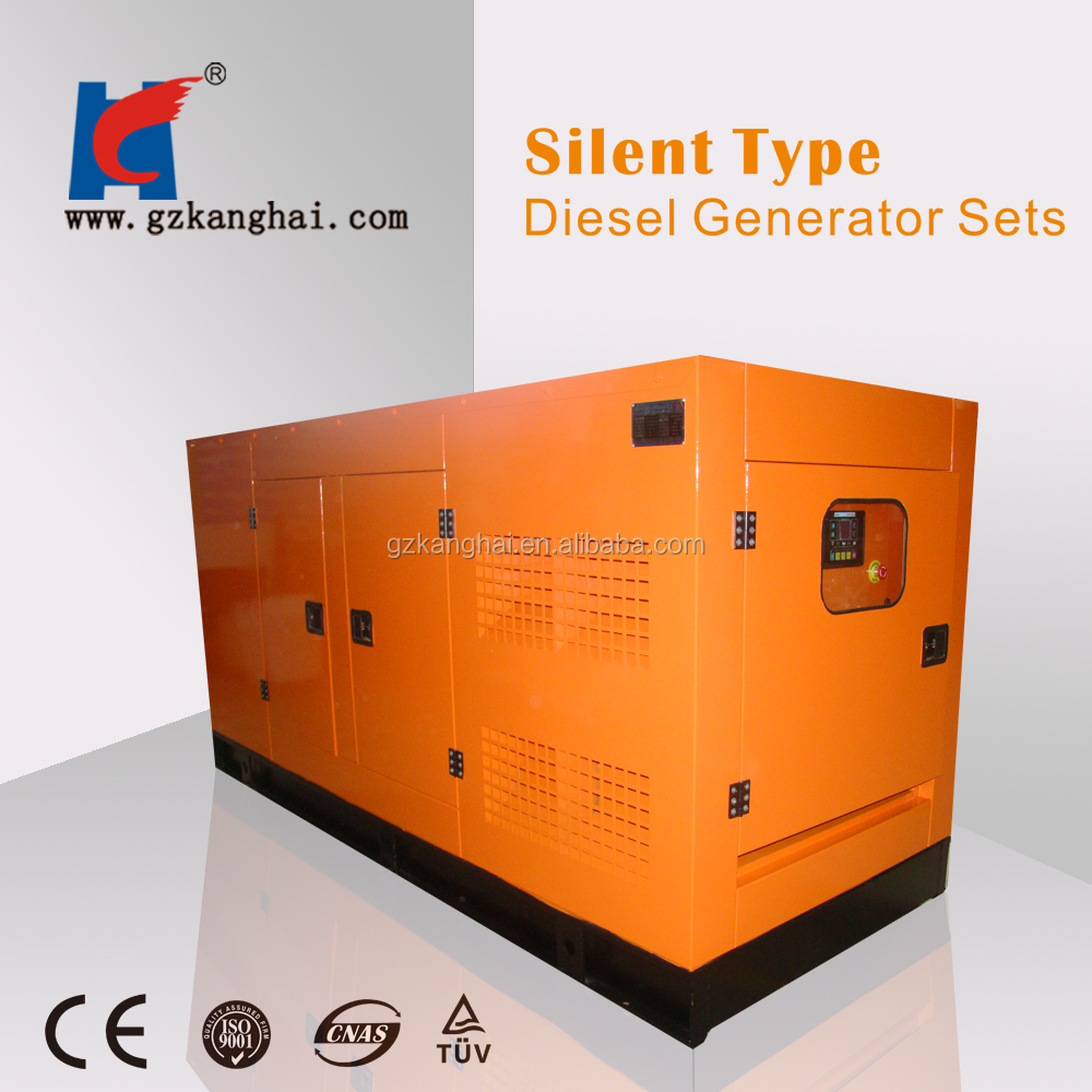 power plant diesel generator 3 phase diesel engine with water cooled