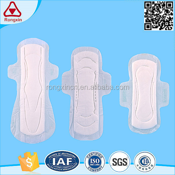 Maxi super extra care free sample sanitary napkins pads lady care products