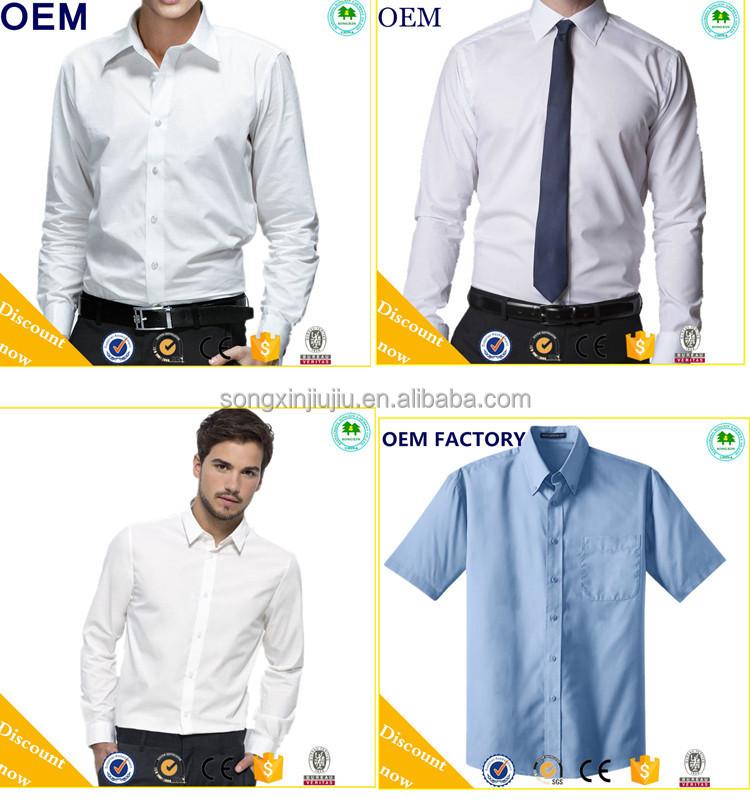 best quality mens office uniform design,white shirt uniforms for