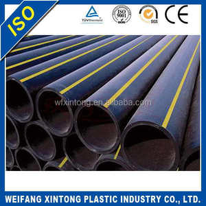 China factory price Trade Assurance hdpe water pipe rigid pe water pipe