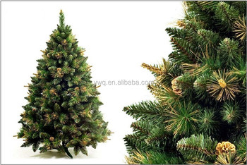 6ft Outdoor Green Metal Lighted Christmas Trees 6ft Mixed Tip Pvc Xmas Tree  Outdoor Tall Metal