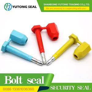 YTBS 106 Match numbered bolt lock customs logistics seal in China