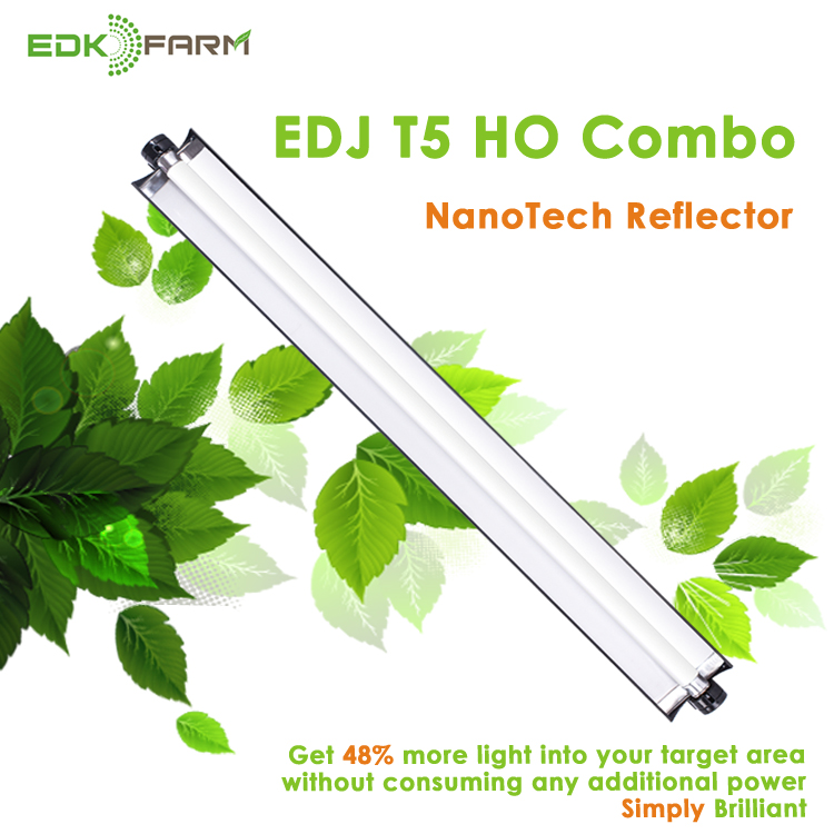 T5 HO 24 inch fluorescent clear pet cage uvb lamp bulb led reptile light for reptile
