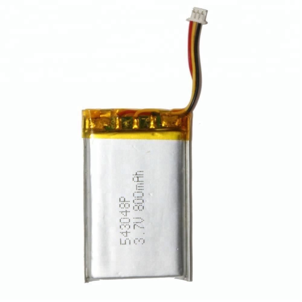 Батарея Графен перезаряжаемые литий-полимерная батарея 503048 543048 мАч В  3,7 V гелевая