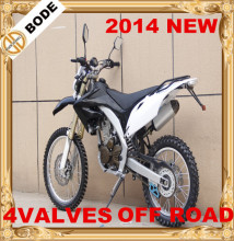Cheap price 4 valve Dirt Bike