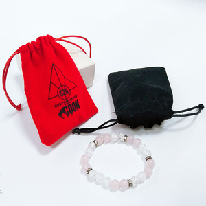 Wholesale Velvet Jewelry Pouch Elegant Gift Bags