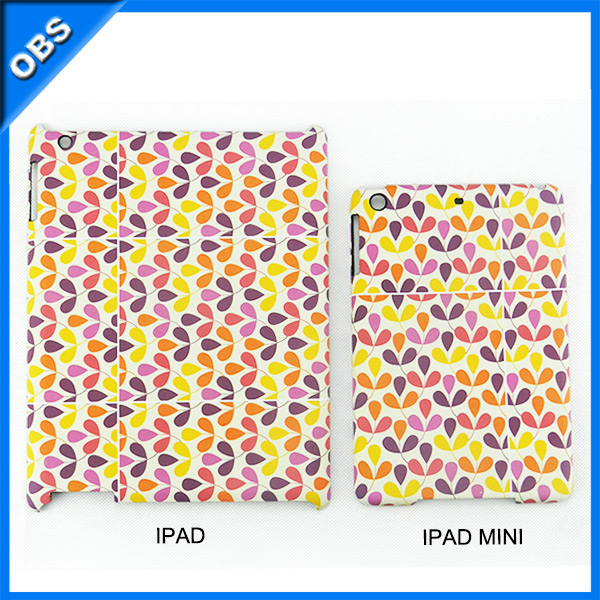 2014 new design PC case for mini iPad