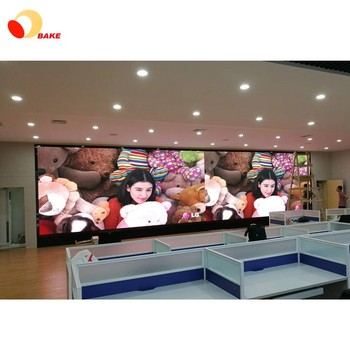 Newest products full color indoor high brightness stable operation p5 led display screen
